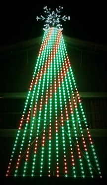 Christmas tree Lights